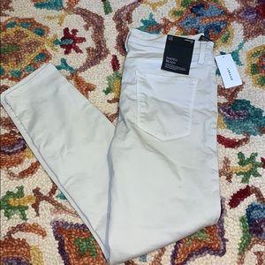 J Brand Alana High Rise Cropped Jeans NWT